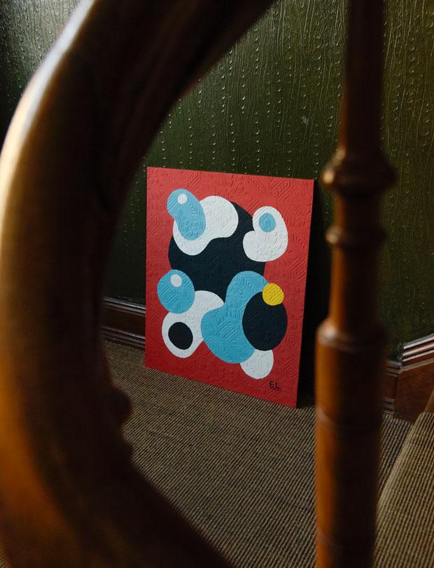 Jelly; Tears; Painting; Gouache; Illustration