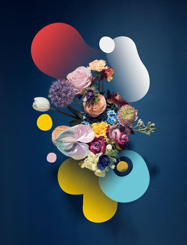 Photography; Photo; Editorial; Type; Flower; Illustration; Painting; Bubbles; Colour; Font; Man; Fashion; Fashion Editorial; Porcelain; Meissen